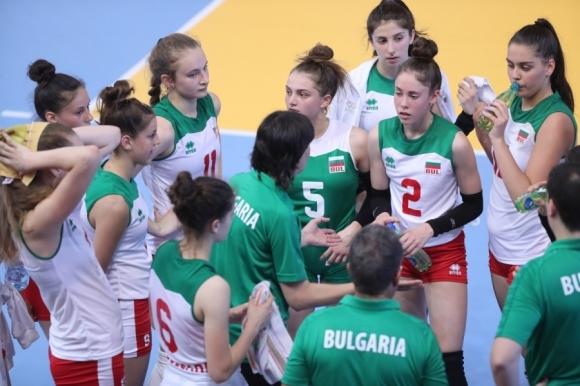 Националният отбор за девойки под 17 години започва от днес подготовка за...