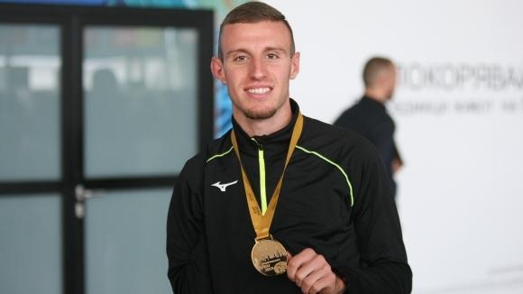 Дисциплина - ключът към успеха на световния шампион Християн Стоянов