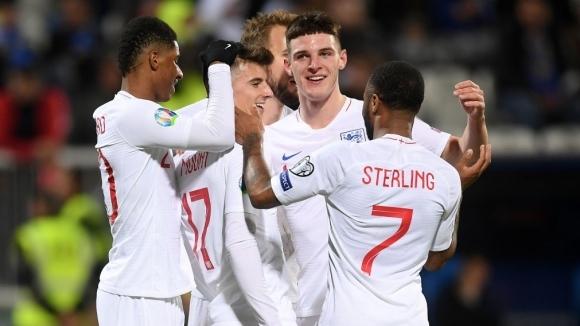 Англия загрява за Евро 2020 с контрола с Дания на