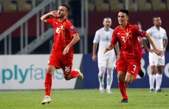 Северна Македония завърши на трето място в групата си