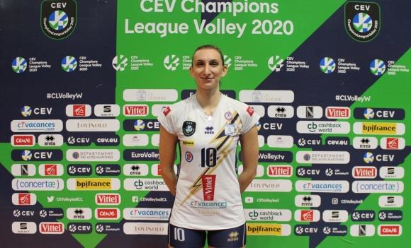 Мира Тодорова: Този мач беше много специален за мен