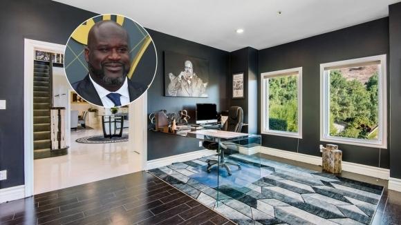 Шакил О'Нийл продава имение