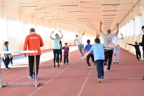 Спортен празник за Деня на християнското семейство