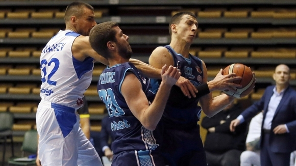 Трета поредна победа за Академик Бултекс в Балканската лига