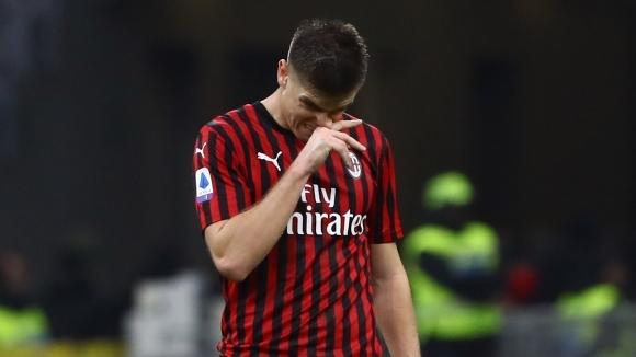 Милан разкарва нападател, за да направи място за Ибра