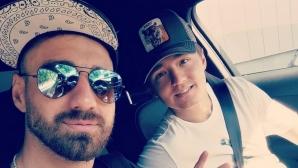 Бодуров разпуска в дискотека в Благоевград