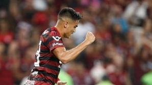 Арсенал с интерес към 17-годишен бразилски талант