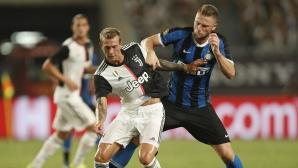 Важен за Интер футболист е в полезрението на Барса и Реал М