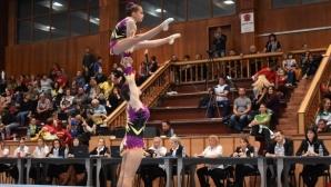 """Повечето медали от националния турнир """"Млад акробат"""" заминаха за Бургас"""
