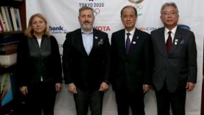 Белчо Горанов се срещна с делегация на Окаяма за Олимпиадата в Токио