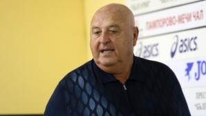 Венци Стефанов: Касабов е президент! Лечков не казва истината