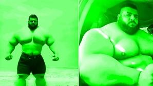 Иранския Хълк подписа с BKFC и ще се бие с голи ръце
