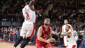 Везенков отново не игра, Олимпиакос загуби от Байерн