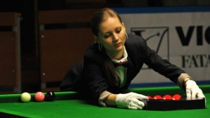 Пролет Величкова участва в промо видео за UK Championship