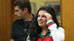 Бонева шеста, Мария Гроздева 16-а на Световната купа в Путян