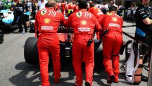 ФИА разследват горивната система на Ферари
