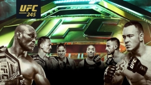 Насладете се на красивото промо на UFC 245 (видео)
