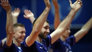 Силен Цецо Соколов с 14 точки, Зенит нанесе първа загуба на Динамо (Москва) в Русия (снимки)