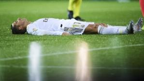 Реал няма да може да разчита на Лукас Васкес повече от месец