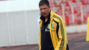 Ботев (Пловдив) води преговори с Любослав Пенев
