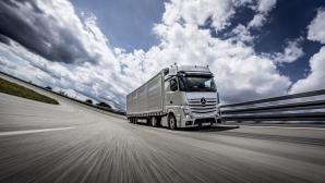 Новият Mercedes Actros стана камион на годината