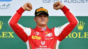 На Мик Шумахер му е нужен много добър сезон във Ф2