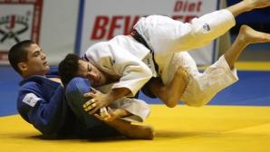 Една победа за Марк Христов на Големия шлем в Осака, Ивайло Иванов със загуба на старта