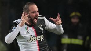 Ювентус взе противоречива победа в Бергамо (видео)