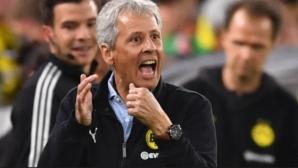 Люсиен Фавр за момента остава треньор на Борусия (Дортмунд)