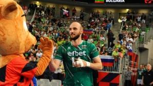 Теодор Тодоров: Ще продължа да играя за националния отбор