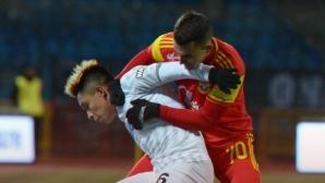 Георги Костадинов пропусна да спаси Арсенал (видео)