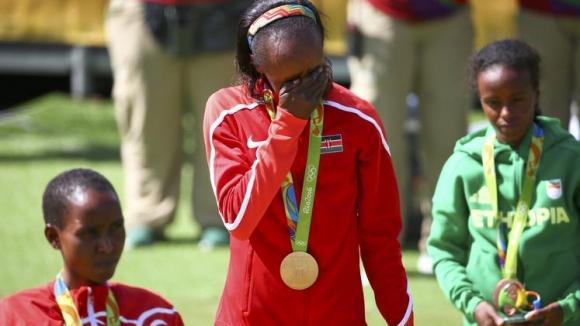 17-годишна кенийка аут от атлетиката за 4 години заради допинг
