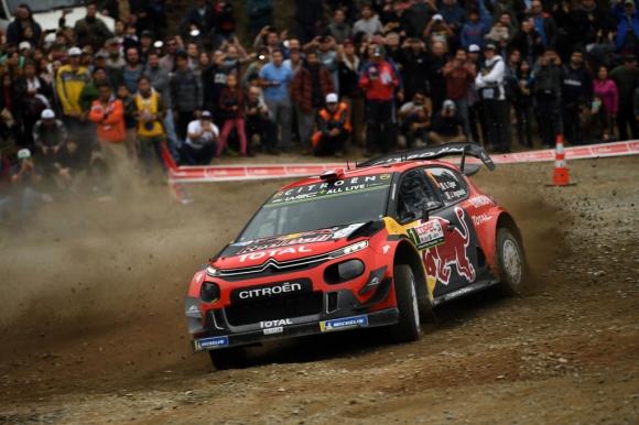 Рали Чили отпада от WRC през 2020 заради политическата криза в страната