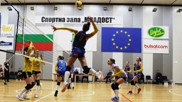 Марица с бърза победа над Раковски