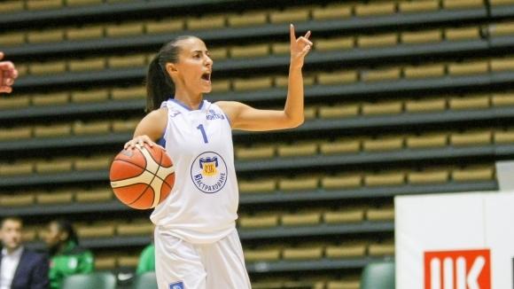 Нова категорична победа за Монтана в женското баскетболно първенство