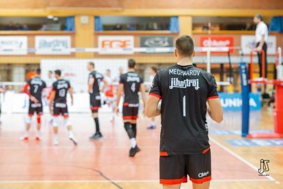 Мартин Мечкаров и Чешке Будейовице с 9 от 9 в Чехия