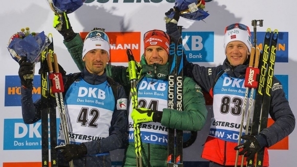 Владо Илиев със силно класиране в първия спринт за сезона, братята Бьо са първи и втори
