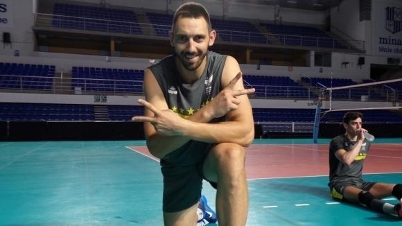 Учиков се завърна с победа за UPCN в Аржентина (снимки)