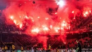 Ултрасите на Фейенорд си изпросиха наказание от УЕФА