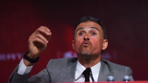 Луис Енрике с остри нападки срещу бившия си асистент