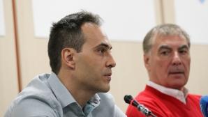Стефан Чолаков отказа да е пак мениджър на националния отбор