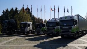 Scania с 9 модела на метан в Каталога на NGVA Europe за 2019 г.
