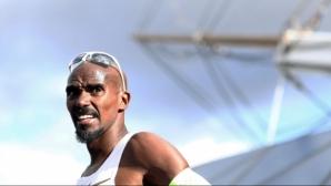 Мо Фара ще защитава олимпийската си титла на 10 000 м в Токио