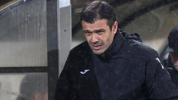 Треньорът на Етър подаде оставка