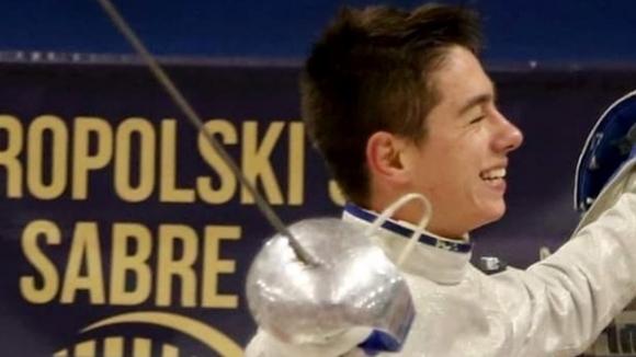 Талантът във фехтовката Тодор Стойчев: Мечтая да стана олимпийски шампион!