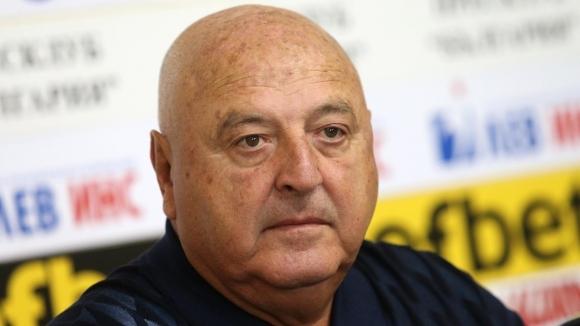 Венци Стефанов: Мачът трябваше да свърши 5:2 за нас