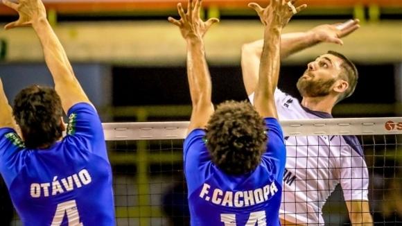 Цецо Соколов и Зенит тръгнаха с тежка загуба от Сада на клубния Мондиал (видео + снимки)