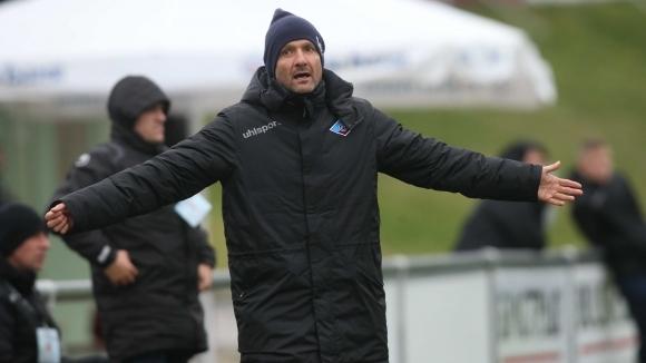 Радуканов: Нито един отбор в България не прави преса срещу Лудогорец, както ние