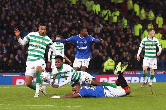 Селтик продължи доминацията си в Шотландия