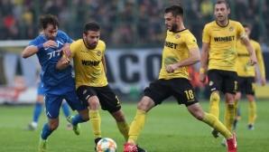 Ботев Пд взе още четирима юноши за мача със Славия